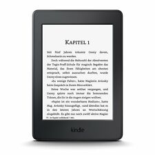 "Kindle Paperwhite eBookReader 4 GB WLAN Schwarz Reader Modell 2015 """"NEU/OVP"""""