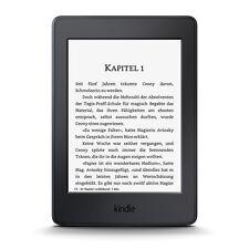 "Kindle Paperwhite eBookReader 4 GB WLAN Schwarz Reader Modell 2015 """"NEU&OVP"""""