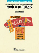 Music from Titanic James Horner Orchestra Concert Band Set MUSIC SCORE & PARTS