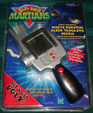 NEW Butt-Ugly Martians Handheld Electronic Game 2002 By Hasbro Tiger Electronics