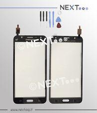 Touch screen per schermo display Samsung Galaxy J7 4G nero +kit