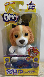 OMG Little Live Pets Have Talent Puppy Pop Diva NEW