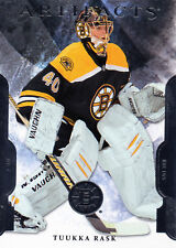 Tuukka Rask '11/'12 Upper Deck Artifacts #40.