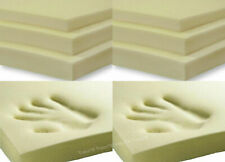 MEMORY FOAM OFF-CUT for Multiple Uses - THICKNESS 2, 3, 4 or 5 inches - 20 Sizes