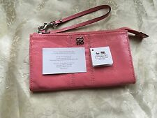 Vintage Pink Coach Purse with Tags, Unused