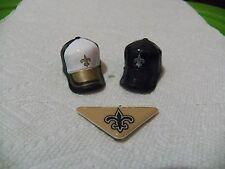 3 Pc. New Orleans Saints Gumball Lot