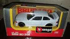 Modellino BMW M3 DTM, Burago 1:43 made in Italy
