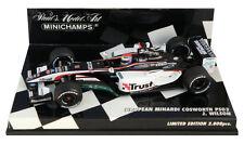 Minichamps Minardi Cosworth PS03 2003 - Justin Wilson 1/43 Scale