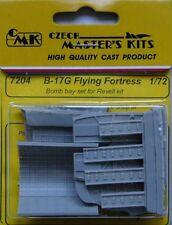 CMK 1/72 B-17G Flying Fortress bombe bay Set for Revell # 7204