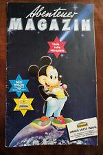 Karussell Abenteuer Magazin Sonic Hedgehog 90er Jahre MC Hörspiel Werbe Katalog