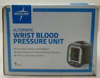 New Medline Automatic Wrist Blood Pressure Monitoring Unit