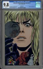 LABYRINTH: 30TH ANNIVERSARY SPECIAL #1 - CGC 9.8 - DAVID BOWIE - 0962353017