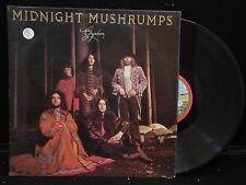 Gryphon - Midnight Mushrumps on Transatlantic Records TRA 282 British Import