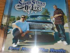 Ssol, Cant Knock The Hustle chicano rap rare Cd