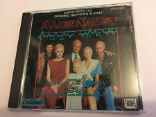 ALIEN NATION (Dorff, Herbstritt, Kurtz) OOP GNP 1989 TV Soundtrack Score OST CD