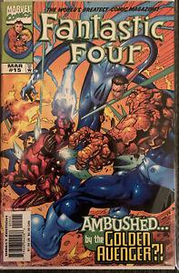 Fantastic Four #15 Marvel Comics 1999 🔑 1st Valeria Richards
