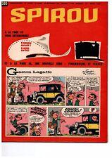 ▬► Spirou Hebdo n°1380 du 24 Septembre 1964 sans mini-récit