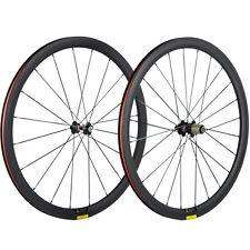 38mm Carbon Clincher Wheels UD Matte Road Bike Carbon Wheelset Shimano Bicycle