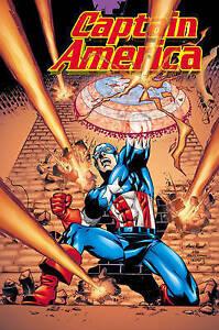 Captain America : American Nightmare (2011, Hardcover)