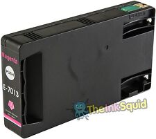 1 Magenta T7013 non-OEM Ink Cartridge For Epson Pro WP-4545DTWF WP-4595DNF