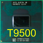 Intel Core 2 Duo T9500 2.6GHz 6M 800 CPU Laptop Processor Dual-Core TESTED