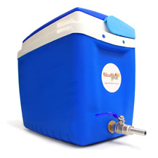 Home Brew Online All Grain Beer Making Brewing Mash Tun 28 Litre