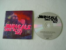 JOHN CALE Face To The Sky promo CD single Shifty Adventures in Nookie Wood