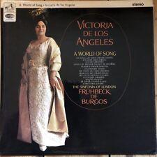 ASD 651 A World of Song / Victoria de los Angeles S/C