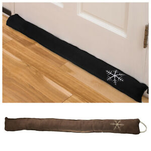 "Draft Stopper 36"" Interior Air Under Door Window Garage Fireplace Guard Blocker"
