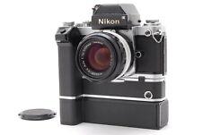 """ Quasi Mint "" Nikon F2 Photomic + 50mm F1.4 Non-Ai NIKKOR-S (MD-2 MB-1) Da"