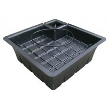 """1 Site Hydroponics Kit w/ Drip System - Nutriculture """"Flo-Gro 520"""" Dripper Ring"""