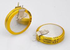 Super capacitor 5.5V 4F 4 Farad Gold Capacitor Ultra Capacitor SuperCapacitor