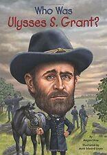 Who Was Ulysses S. Grant? (pb) Megan Stine  Military Leader,Civil War,President
