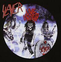 SLAYER Live Undead BANNER HUGE 4X4 Ft Fabric Poster Tapestry Flag album art