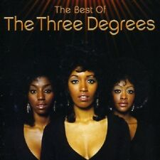 The Three Degrees Best Of CD NEW SEALED When Will I See You Again/Woman In Love+