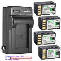 Kastar Battery Wall Charger for JVC BN-VF815 & GZ-MG131 GZ-MG131EK GZ-MG131EX
