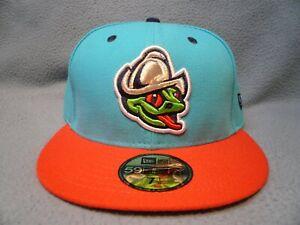 New Era 59fifty Everett AquaSox 2-Tone Copa NEW Fitted cap hat Conquistadores