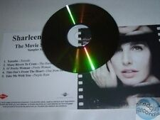 TEXAS sharleen THE MOVIE SONGBOOK france french PROMO CD