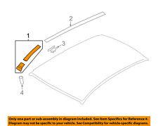 SUBARU OEM 12-15 Impreza-Roof Molding Trim Right 91046FJ040