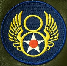 *NEW* 8th Army Air Force (8AAF/AF) Roundel Patch