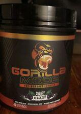 Gorilla Mode Pre Workout -Cherry Blackout -40 Servings/ Free Ship