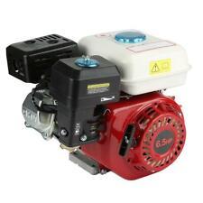 4-Takt 6,5 PS Benzin Motor Standmotor Kartmotor Ersatz Industriemotor 20mm Welle