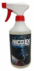 Nikotinentferner Nicoex 500 ml Sprühflasche