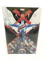 Earth X Trilogy Omnibus OMEGA Alex Ross Marvel HC Hard Cover New Sealed $100
