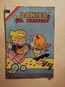 Vintage NOVARO COLIBRI DANIEL EL TRAVIESO DENNIS THE MENACE mexican from 70's