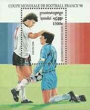 Timbre Sports Football Cambodge BF120 ** lot 16767