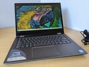 """Lenovo Yoga 520-14IKB 14"""" FHD Touch i5-8250U 4GB 128GB NVMe Backlit Black"""