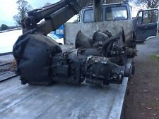 FORD TRANSIT MK2 3 GEARBOX 4 SPEED MANUAL WITH OVERDRIVE 2.5 DIESEL  1986-1994