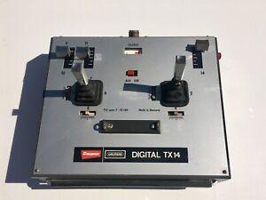 GRAUPNER GRUNDIG DIGITAL TX14