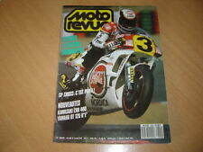 Moto revue N° 2890 Kawasaki ZXR 400.Yamaha 125 DT E